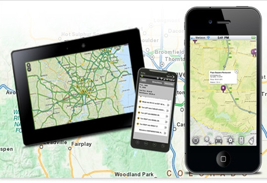 Mobile-Friendly GPS Platform from Teletrac