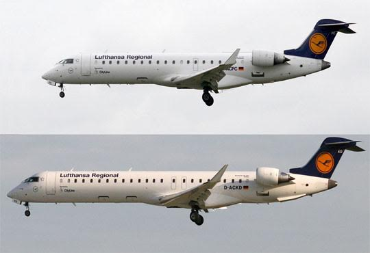 Bombardier Signs Five Year Contract with Mesa Air Groupfor CRJ700 and CRJ900 Aircrafts