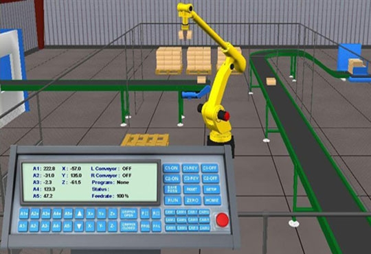 DENSO Launches New Multirobot Offline Programming Software