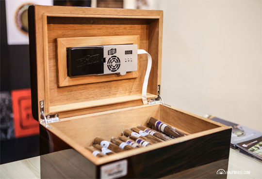 Ciqada Strengthens Ground for Wi-Fi Enabled Smart Humidor