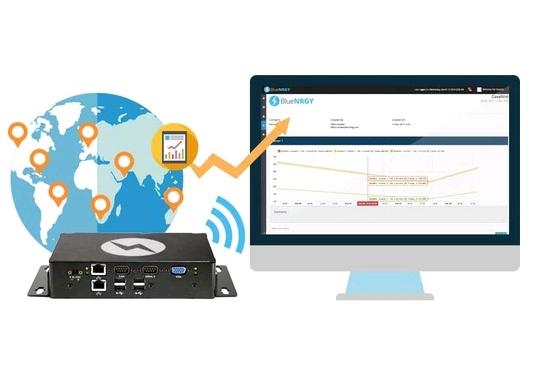 BlueNRGY Launches Redesigned BlueNRGY Monitoring 2.0.