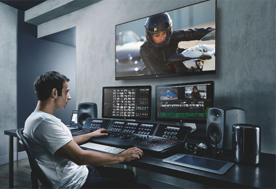 BenQ unveils a Host of True-to-Life Monitors for Image-based Professionals