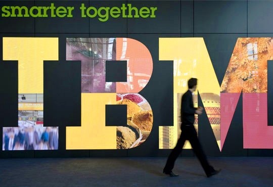 IBM Wants Smarter Planet; Ready to Shell Out $3Bn for it
