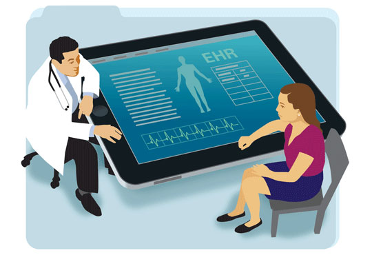Healthcare Industry Moves Ahead in Technology with Mandatory EHR
