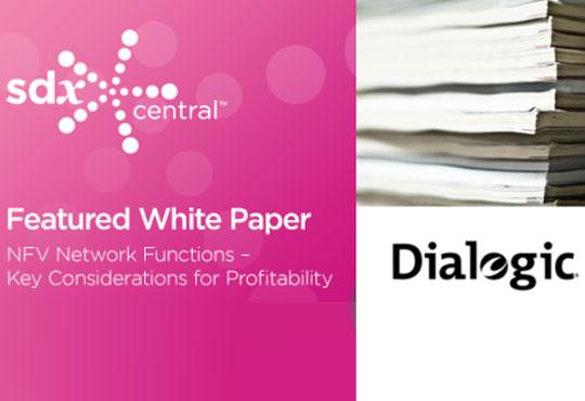 Dialogic's White Paper Dialogic Helps Telecom Operators