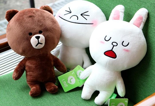 Line App: Transforming SaaS to 'Sticker as a Service'