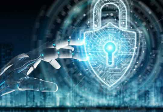 Can AI Help in Developing Enterprise Security?