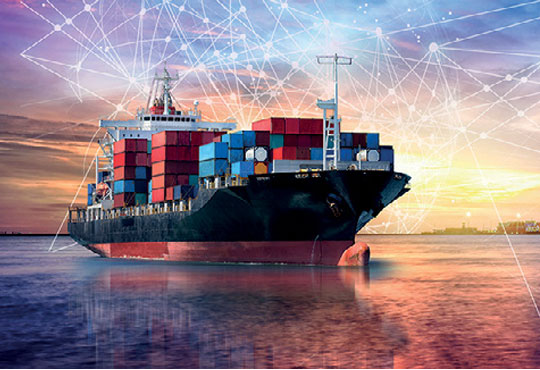 Addressing The Challenges In Shipping With Blockchain
