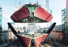 Cutting-Edge Technologies Transforming the Shipbuilding Sector