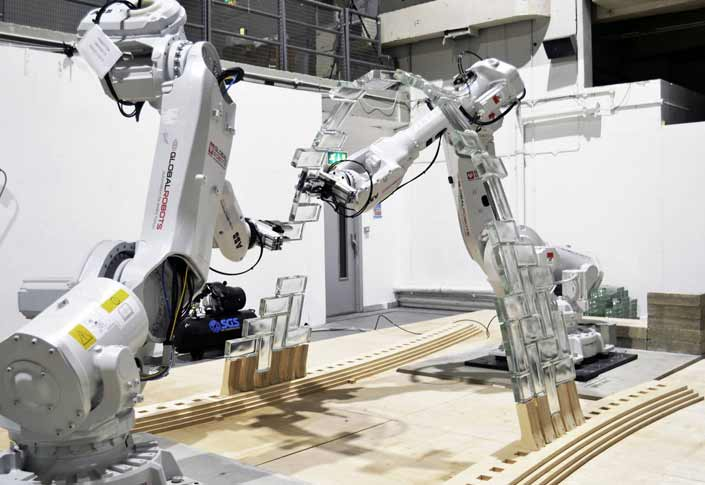 How Robotics is Helping in Environment-Friendly Construction