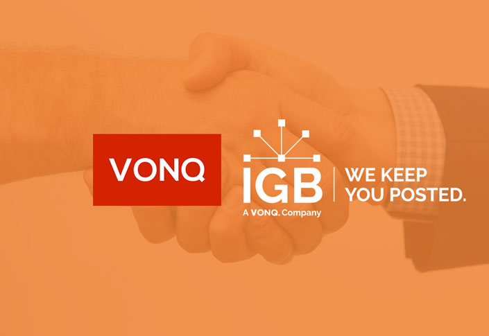 VONQ Acquires IGB, a Dutch HR Technology Company