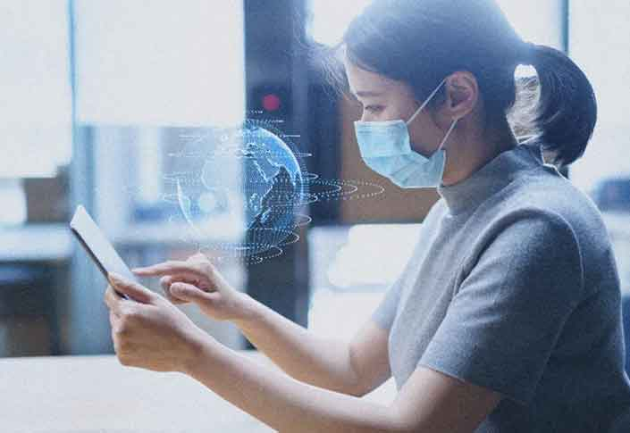 Advantages of Adopting Digital Health Technologies to Manage COVID-19