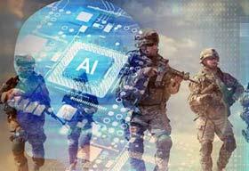 How AI Algorithms Contribute to Warfare