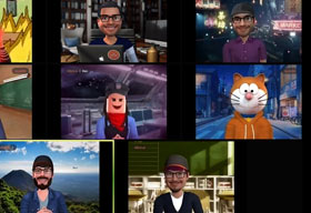 LoomieLive Introduces Lip-syncing Avatars into Zoom via Zapps