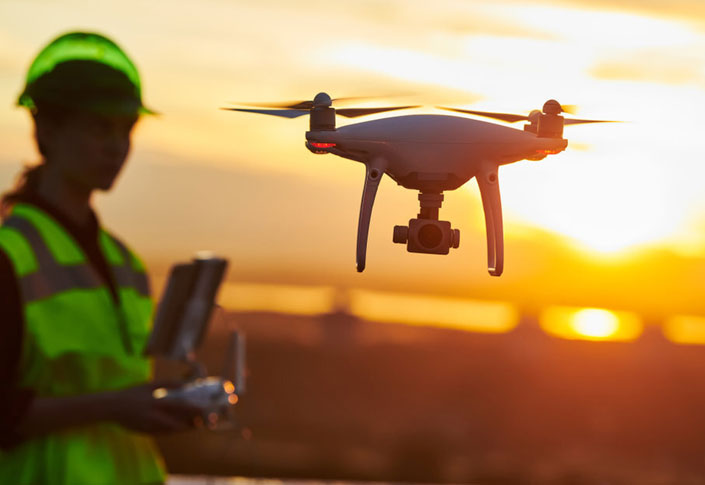 Leveraging Commercial Drone Technology for Businesses