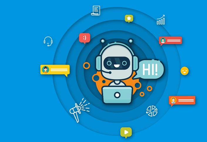 Chatbot Applications in Education and Healthcare Sector