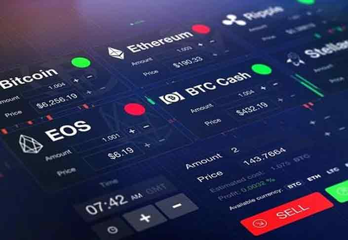 Cryptocurrency Exchange Platform with Custodial Services