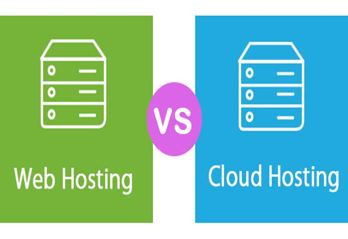 Cloud Hosting Versus Web Hosting