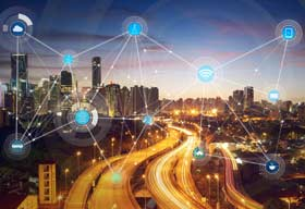 Smart cities: the Digital Future