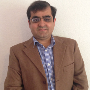 Amit Gupta, Associate VP-Delivery, Ness Digital Engineering