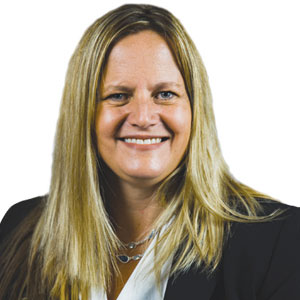 Nicole Chesmore, AVP Infrastructure and Operations, Grinnell Mutual