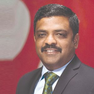 Gerold Rajesh, Global Head of Quality Management, Brown Brothers Harriman
