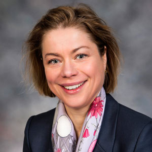 Klara Jelinkova, VP, Information Technology & CIO, Rice University