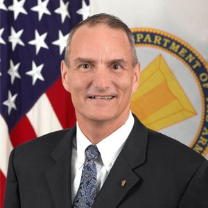 Gregory L. Garcia, Deputy CIO/G6, HQ Department of Army