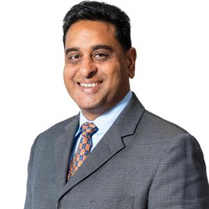 Mukesh Patel, President