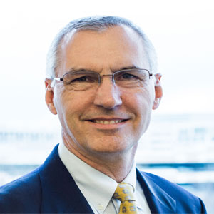 Richard A. Spires, CEO, Learning Tree International, Former CIO of US Department of Homeland Security and the IRS