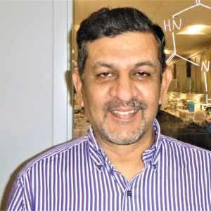 Asim Syed, Director, Food Applications R&D, Brenntag North America