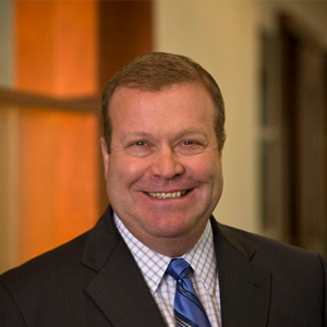 Rick King, EVP & COO for technology, Thomson Reuters