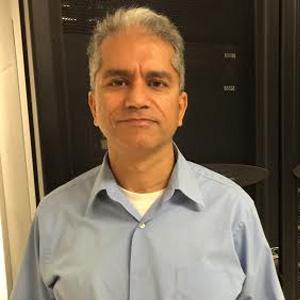 Deepak Sharma, Global IT Director, Agility