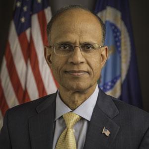 Dr. Michael Valivullah, CTO, USDA-NASS