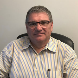Frank Osburn, Director-Document Control, Project Administration and Records Management, UniversalPegasus International Inc
