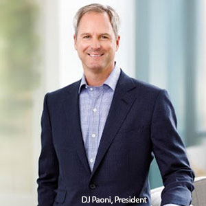 DJ Paoni, President, SAP