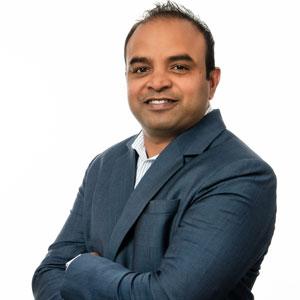 Bipin Jayaraj, CIO, Make-A-Wish