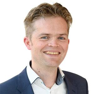 Roelof Reineman, Lead Blockchain, Eneco