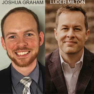 Luder Milton, Chief Compliance Officer and Joshua Graham, Compliance Data Analyst, Farm Credit Mid-America