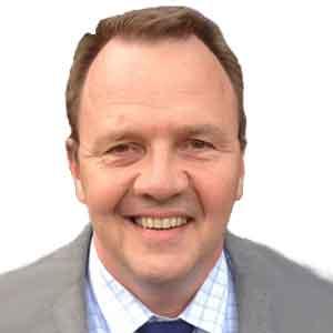 Chuck Benson, Director of IoT Risk Mitigation Strategy, University of Washington