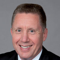 Nelson Vincent, VP-IT & CIO, University of Cincinnati