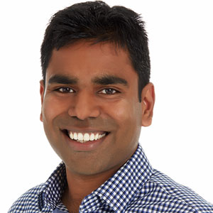 Krishna Motukuri, CEO