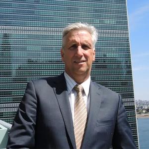 Daniel Couture, CIO, UNICEF