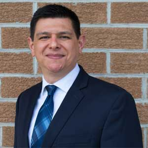 Ted Delgado, Director, North America Regional Controller,The Hershey Company