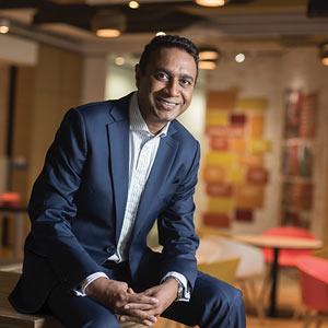 Manish Verma, Global Head of Talent, Cargill