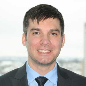 Thomas Tiefenworth, Assistant Vice President and Data Analyst, Legg Mason