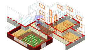 Construction markets stands to benefit from bim software for Maxwell construction software