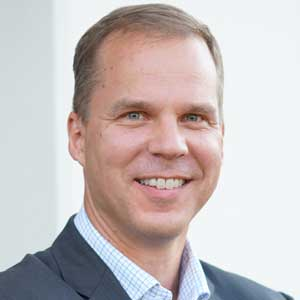 Andreas Hinrichs, CEO