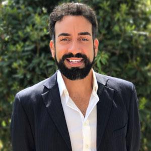 Ildefonso Olmedo, Director of Innovation / Blockchain lead, Santander UK (LSE: BNC)