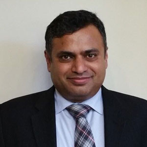 Sriram Padmanabhan, Head of Banking & Financial Services, NIIT Technologies